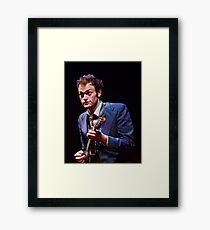 Chris Thile 2 Framed Print