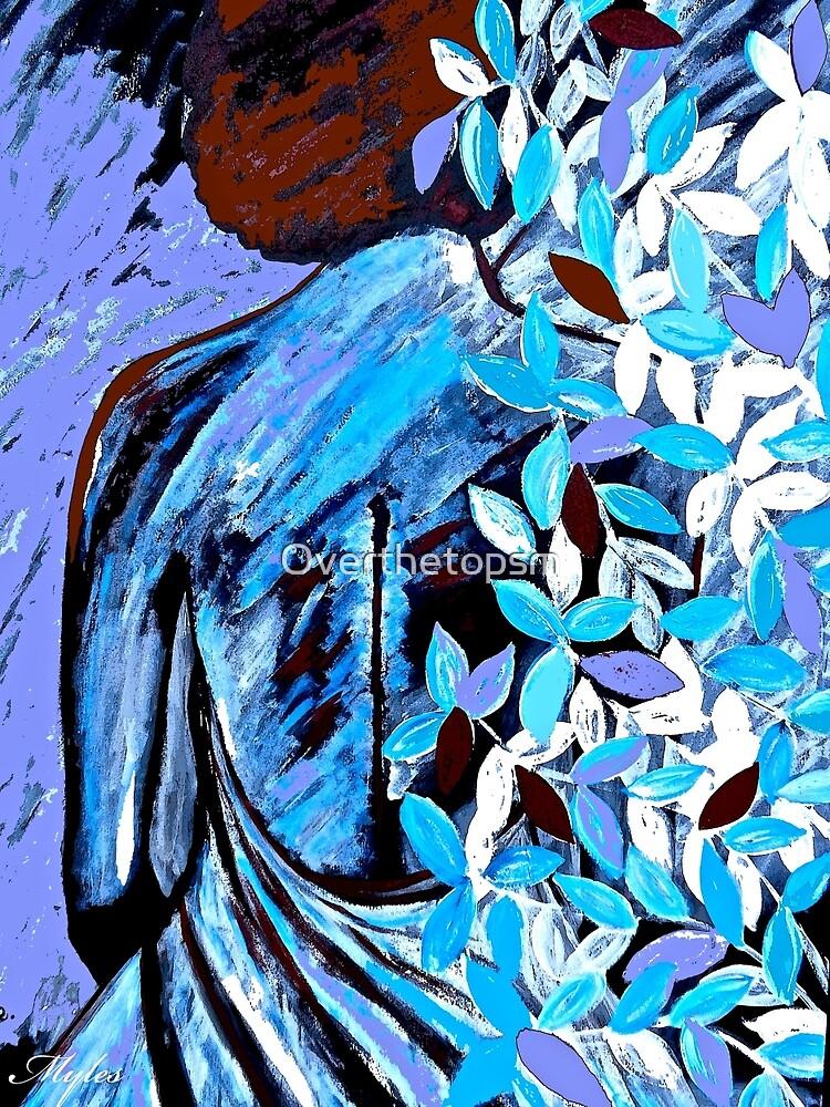 Woman by Saundra Myles