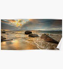 Taroona Beach Sunrise, Tasmania #19 Poster