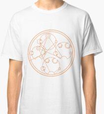 Wibbly Wobbly Timey Wimey - Gallifreyan Classic T-Shirt