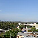Overlooking Gympie by Jenelle  Irvine