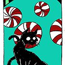 """Dirk Strangely's """"Cats and Sweets"""" PEPPERMINTS by Dirk Strangely"""