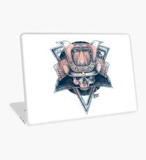 Samurai Skull Laptop Skin