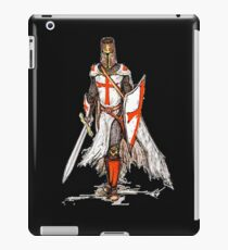 Crusader iPad iPad Case/Skin