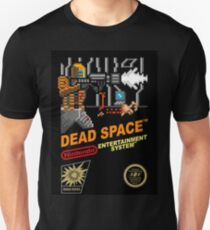 dead space nes cover art T-Shirt