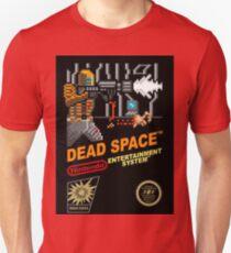 dead space nes cover art T-Shirt