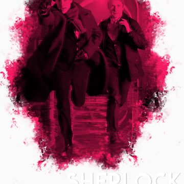 A Study in Pink by jessvasconcelos
