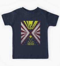 USA Hockey Kids Tee