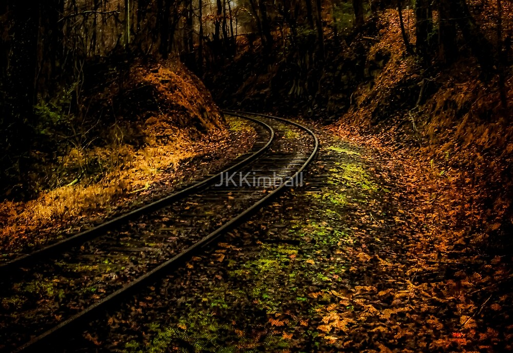 Around The Bend by JKKimball