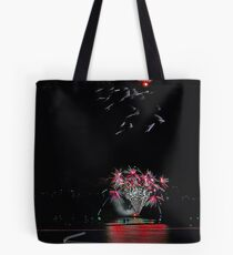 Point Walter Fireworks  Tote Bag
