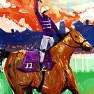 Horse Paint pt2 by Mark Padua