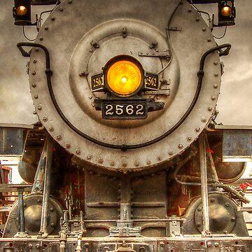 Locomotive 2562 by gemlenz