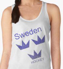 Sweden Hockey Women's Tank Top