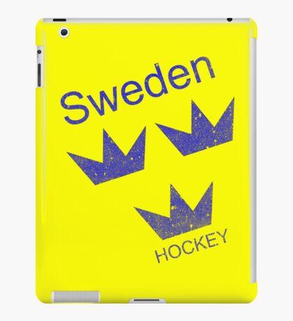 Sweden Hockey iPad Case/Skin
