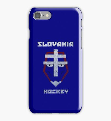 Slovakia Hockey iPhone Case/Skin