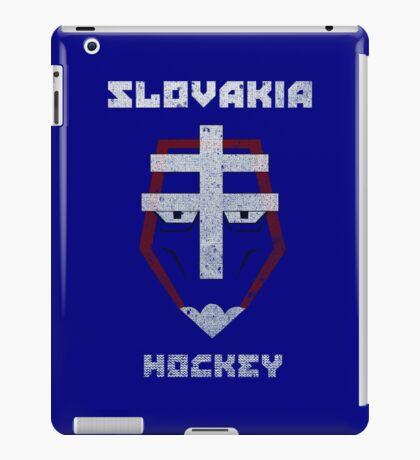 Slovakia Hockey iPad Case/Skin
