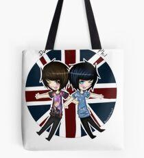Phil & Dan ~ Tote Bag