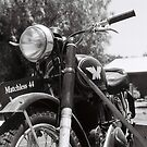Matchless Motorcycle by MichaelCouacaud