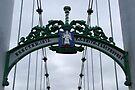 Dumfries Suspension Bridge Casting by Allen Lucas