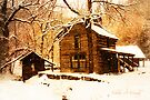 Winter Homeplace by Miles Moody