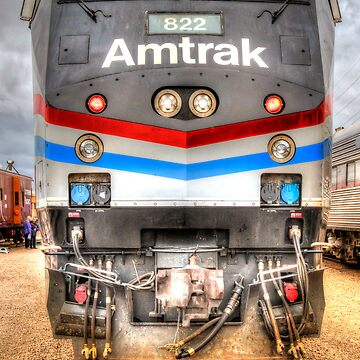 Amtrak by gemlenz
