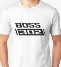 1970 Ford Mustang Boss 302 Unisex T-Shirt