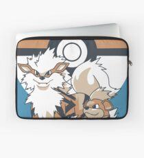 Pokemon Growlithe & Arcanine Laptop Sleeve