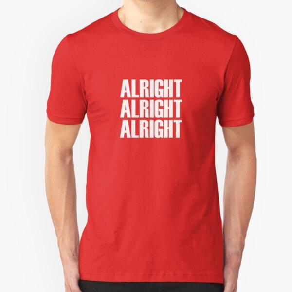 Alright Slim Fit T-Shirt