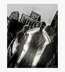 Commissioner Gordon  Photographic Print