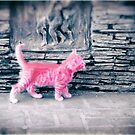 Tiny Pink Panther by Lynn Starner