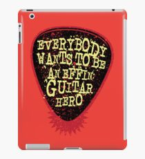 Guitar Heroics iPad Case/Skin