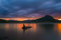Lake Moogerah, Queensland by McguiganVisuals