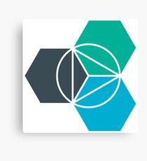 IBM Bluemix Canvas Print