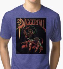 Daggerfall The Elder Scrolls Tri-blend T-Shirt
