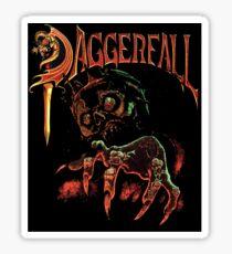 Daggerfall The Elder Scrolls Sticker