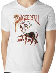 Daggerfall The Elder Scrolls 2.0 Mens V-Neck T-Shirt