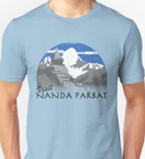 Visit Nanda Parbat Slim Fit T-Shirt