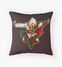 Assasins creed Throw Pillow