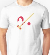 Croquet equipment Unisex T-Shirt