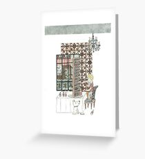 13 Layer Cake Greeting Card