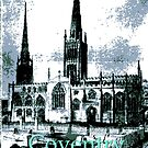 Coventry by Jonathan Kereve-Clarke (Kerêve.blue)