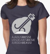 T-skjorte Women's Fitted T-Shirt
