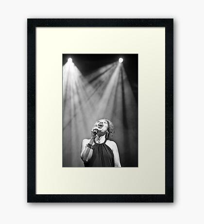 In Heaven Framed Print