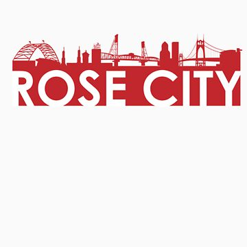 Rose City by slyborg