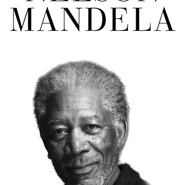 Nelson Mandela by 0llie