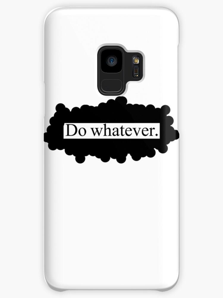 Do whatever. by killthespare89