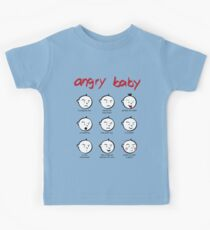 Angry baby compilation Kids Clothes