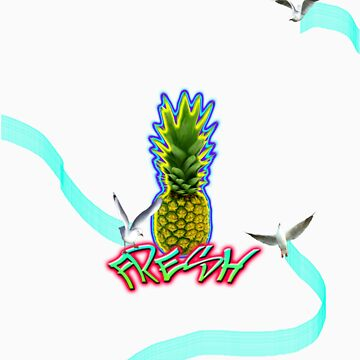 Fresh PineApple by GetRealClothing