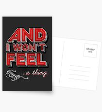 Everything you ever Postcards