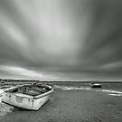 Moody Morning - Victoria Point Qld Australia by Beth  Wode